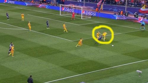 """Góc chiến thuật Atletico - Barca: """"MSN"""" bị khóa chặt - 3"""