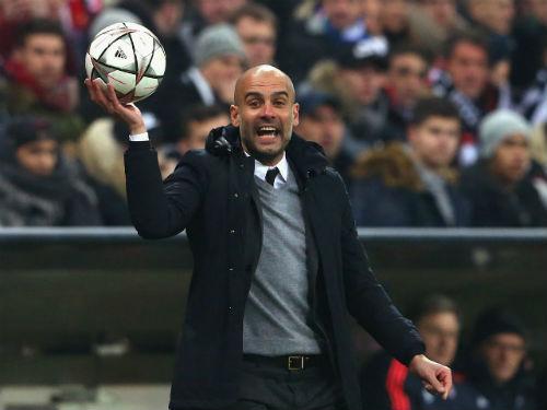 Bayern vào bán kết, Pep không muốn Man City vô địch - 2