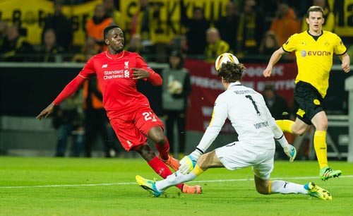 liverpool vs dortmund - 1
