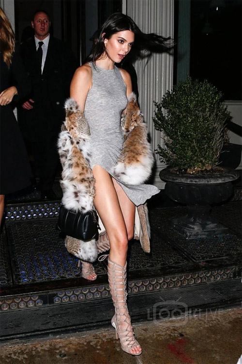 Bộ sưu tập giày dây buộc tuyệt đẹp của Kendall Jenner - 6