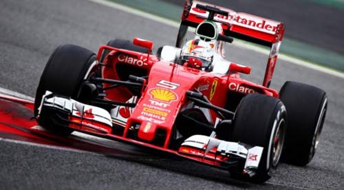 F1 – Chinese GP 2016: Bất quá tam - 3