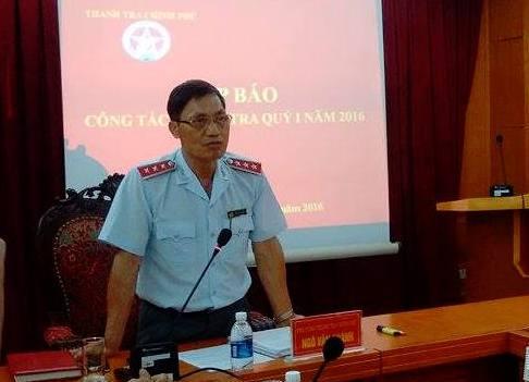 Tổng Thanh tra bổ nhiệm 35 cán bộ trước khi nghỉ hưu - 1