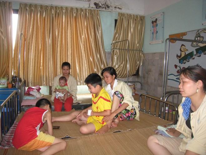 Thành lập bệnh viện nhi Hà Nội - 1