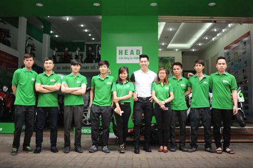 Siêu thị xe đạp điện Yến Oanh – Đại lý chính hãng tại Hà Nội của Hkbike - 1