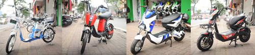 Siêu thị xe đạp điện Yến Oanh – Đại lý chính hãng tại Hà Nội của Hkbike - 4