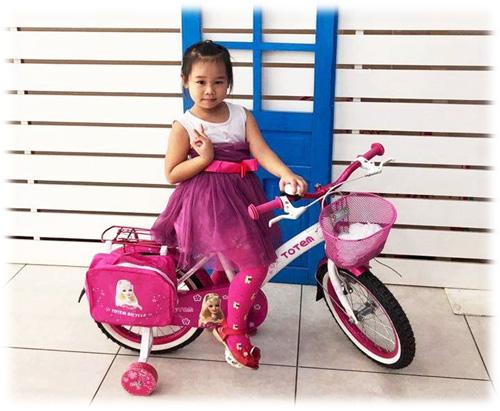 10 lý do bạn nên chọn xe đạp Totem cho bé - 5