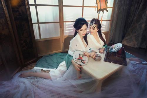 Hot girl Sài thành hóa thân thành Thúy Vân - Thúy Kiều - 2