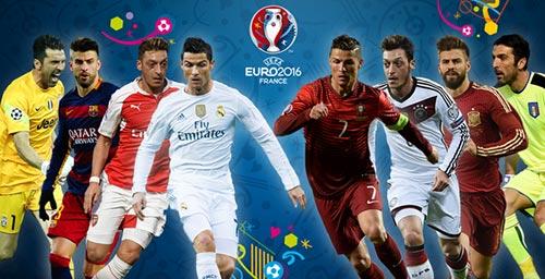 Bản quyền EURO 2016 - 1