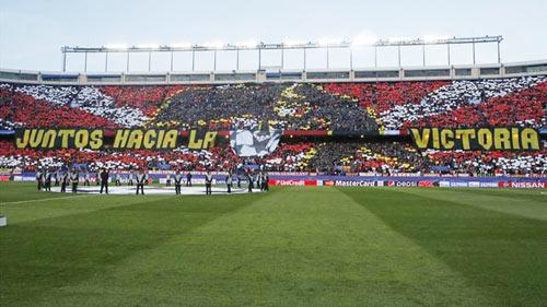 Atletico Madrid: Hình mẫu mà Barca phải... học hỏi - 4