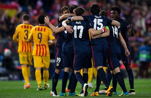 Atletico Madrid: Hình mẫu mà Barca phải... học hỏi - 3