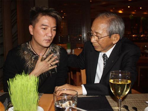 Nghệ sĩ bàng hoàng trước sự ra đi của Nguyễn Ánh 9 - 2