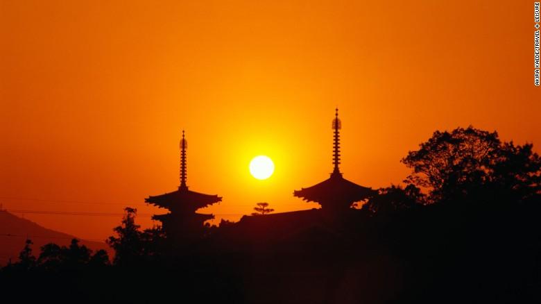 Chiêm ngưỡng những tuyệt tác đền, chùa ở Nhật Bản - 5