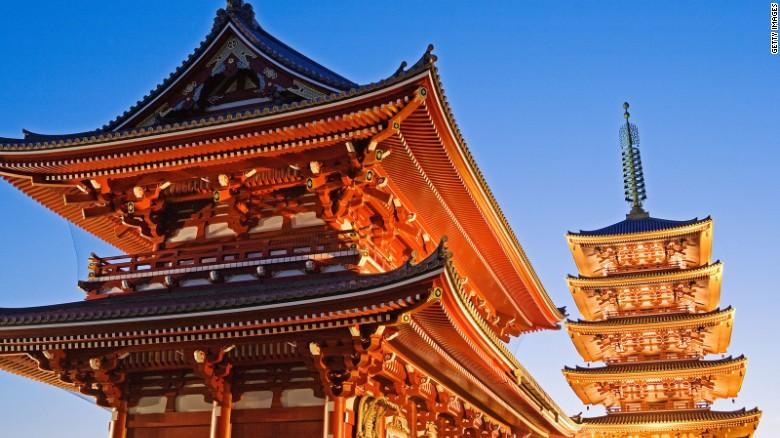 Chiêm ngưỡng những tuyệt tác đền, chùa ở Nhật Bản - 13