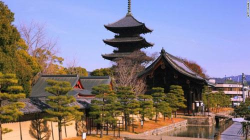 Chiêm ngưỡng những tuyệt tác đền, chùa ở Nhật Bản - 10