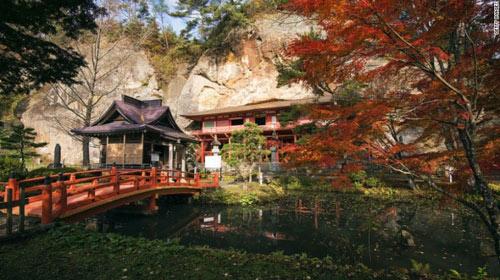 Chiêm ngưỡng những tuyệt tác đền, chùa ở Nhật Bản - 9