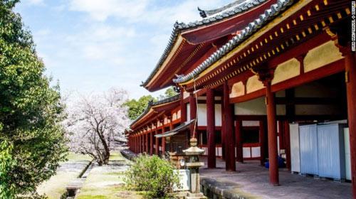 Chiêm ngưỡng những tuyệt tác đền, chùa ở Nhật Bản - 6