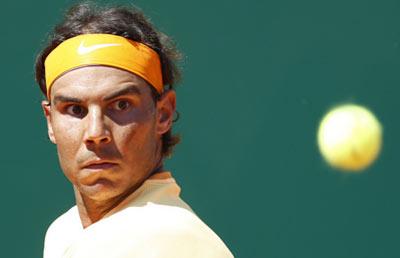 Truc tiep Nadal vs Thiem - Vòng 3 Monte Carlo 2016 - 4