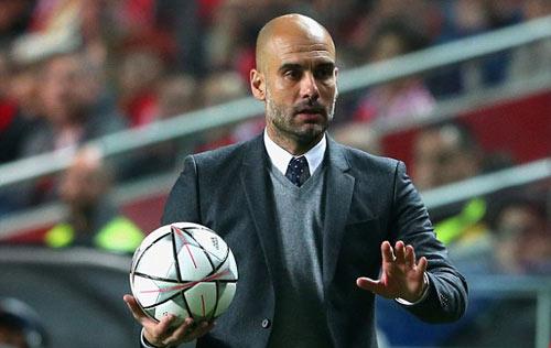 Bayern Munich vào bán kết Cup C1 2016 - 1