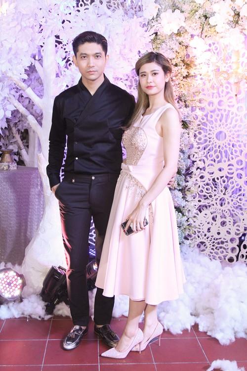 Công Ninh và vợ kém 22 tuổi dự cưới Lương Thế Thành - 5