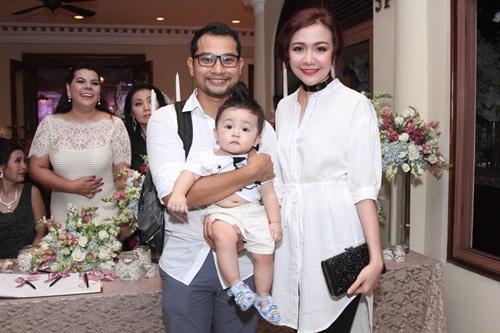 Công Ninh và vợ kém 22 tuổi dự cưới Lương Thế Thành - 11