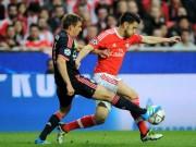 Bóng đá - Benfica - Bayern: Chiến đấu đến phút cuối cùng