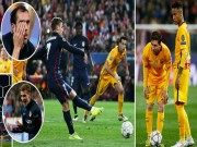"""Bóng đá - Chấm điểm Atletico - Barca: """"Thảm họa"""" Messi"""