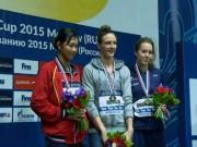 Thể thao - Ánh Viên khởi đầu không như ý ở giải bơi Mỹ