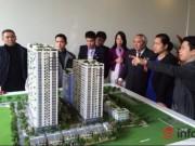 Tài chính - Bất động sản - Hà Nội: Nhà đất tăng giá, mua bán lập tức đóng băng