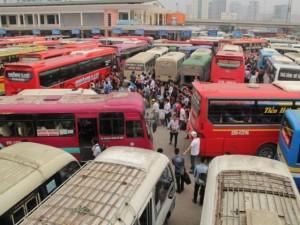 Thị trường - Tiêu dùng - HN: Tăng xe, giảm giá vé dịp nghỉ lễ Giỗ tổ, 30.4 và 1.5