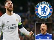 Bóng đá - Chelsea tính mua Ramos với giá kỷ lục thay Terry