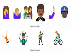 Công nghệ thông tin - Rò rỉ bộ emoji mới trên Android N