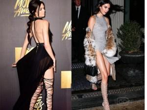 Bộ sưu tập giày dây buộc tuyệt đẹp của Kendall Jenner