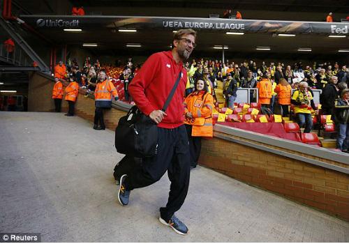 Chi tiết Liverpool - Dortmund: Bi kịch không ngờ tới (KT) - 9