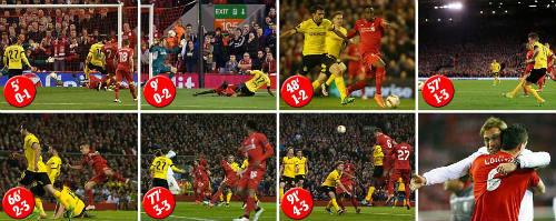 Góc chiến thuật Liverpool-Dortmund: Siêu bóng bổng - 1