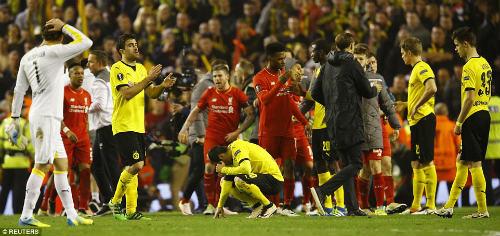Góc chiến thuật Liverpool-Dortmund: Siêu bóng bổng - 3