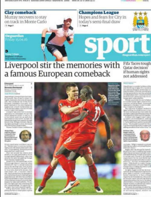 """Thế giới ngả mũ trước """"tinh thần Istanbul"""" của Liverpool - 4"""