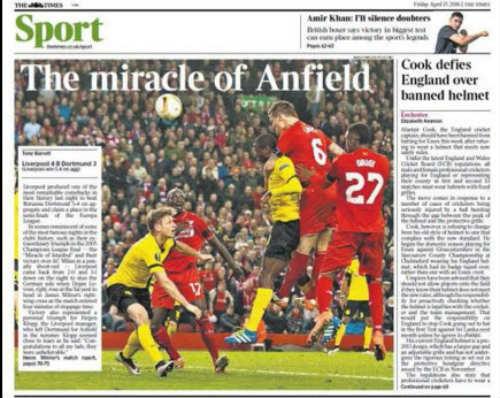 """Thế giới ngả mũ trước """"tinh thần Istanbul"""" của Liverpool - 3"""