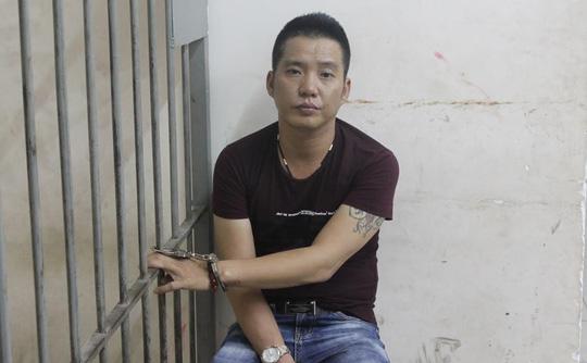 TP HCM: Bắt kẻ đưa hối lộ để thoát tội bán ma túy - 1