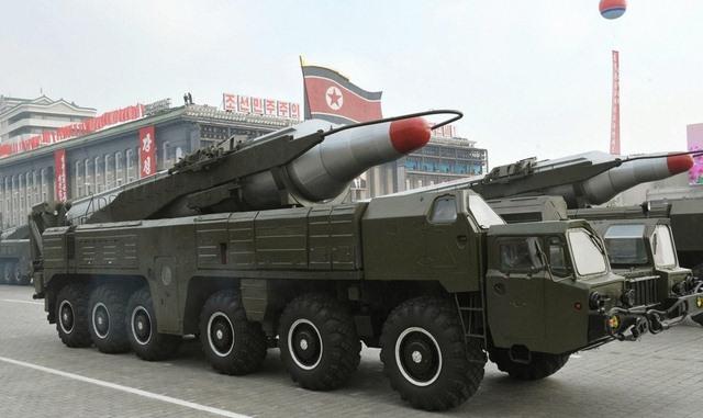 """HQ: Tên lửa đạn đạo tầm trung Triều Tiên bắn """"xịt"""" - 2"""