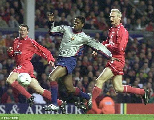Liverpool, Anfied & 5 trận cầu kinh điển ở cúp châu Âu - 1