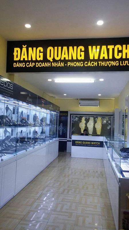 Ưu đãi 20% đồng hồ chính hãng tại hệ thống Đăng Quang - 1
