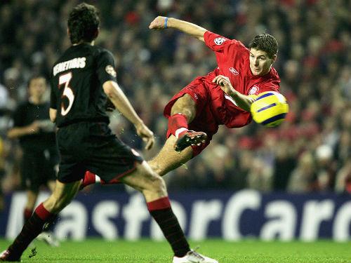 Liverpool, Anfied & 5 trận cầu kinh điển ở cúp châu Âu - 3