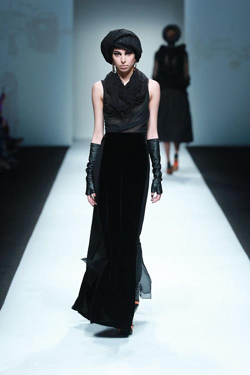Xuân Lan làm vedette ở Tuần lễ thời trang Thượng Hải - 6