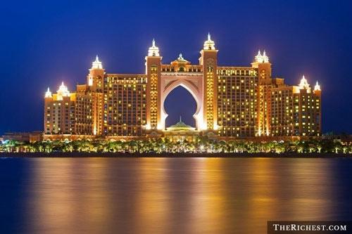 """9 trải nghiệm """"ném tiền qua cửa sổ"""" ở Dubai - 1"""