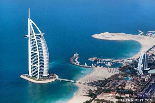 """9 trải nghiệm """"ném tiền qua cửa sổ"""" ở Dubai - 4"""