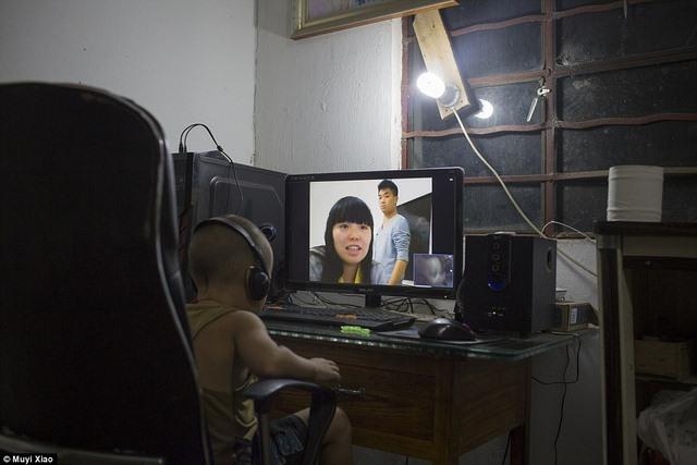Ảnh: Lấy chồng, làm mẹ ở tuổi 13 tại Trung Quốc - 10