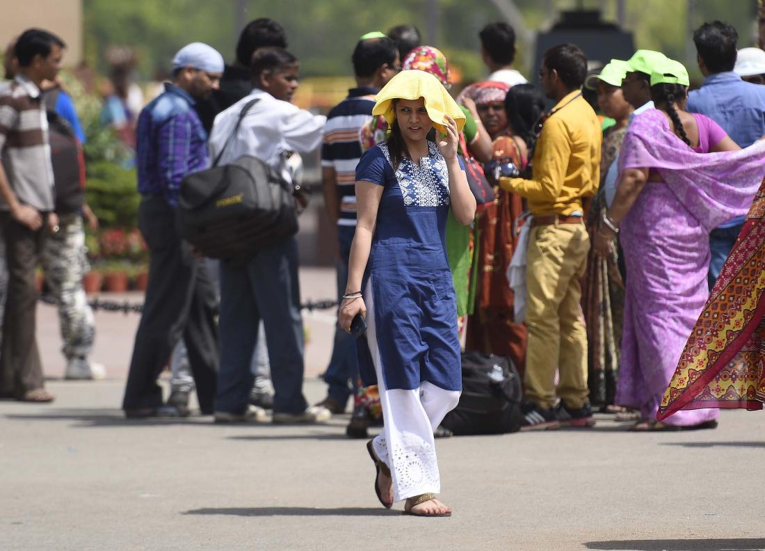 Ấn Độ: 130 người chết vì nắng nóng khủng khiếp - 2