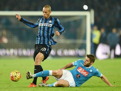 """Trước vòng 33 Serie A: Napoli đừng """"chết"""" ở Milano - 1"""