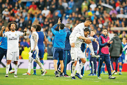 La Liga trước vòng 33: Cảm hứng từ trời Âu - 2