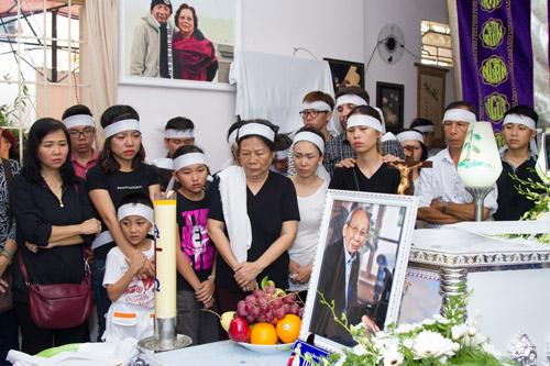Tang lễ nhạc sĩ Nguyễn Ánh 9 theo nghi thức Công Giáo - 4